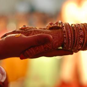 by Rahul Kini - Wedding Ceremony