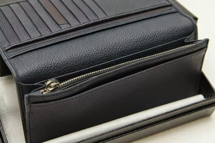 d2e29184f53c0f ... ebay prada mens long wallet outlet sale. also available in saffiano  leather usually available in