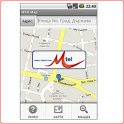 MTel Map icon