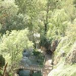 Monasterio de piedra - Vista desde la gruta