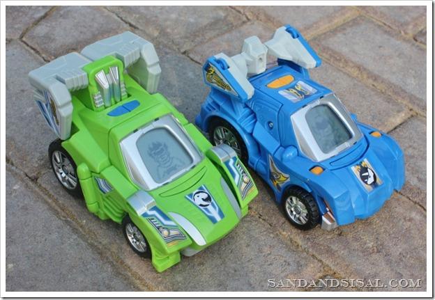 Vtech Switch n Go Dino Cars