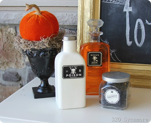 halloween potions
