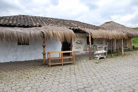 Obiective turistice Ecuador: Atelier palarii Panama