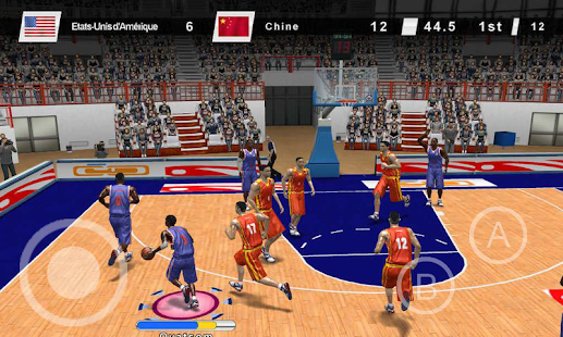 Basketball Game 3D