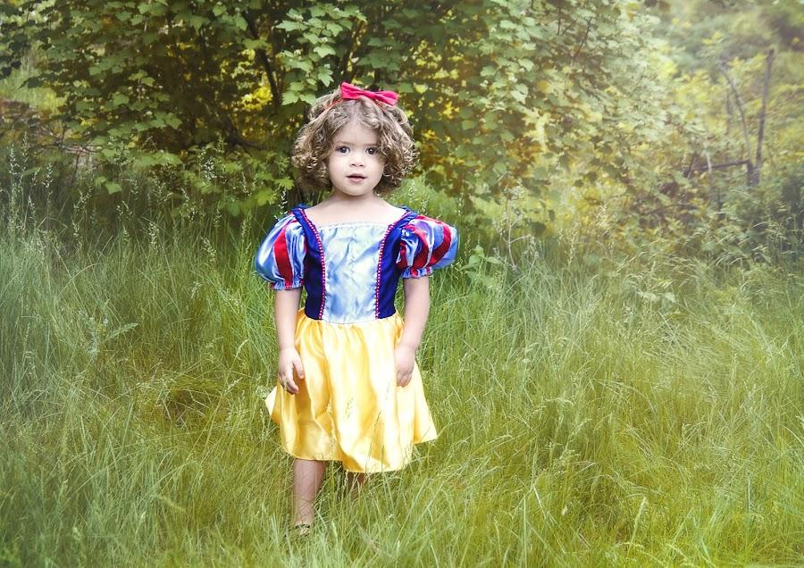 Princess  by Tabi Melton - Babies & Children Child Portraits ( princess, littleprincess, snowwhite, disney, imagination )