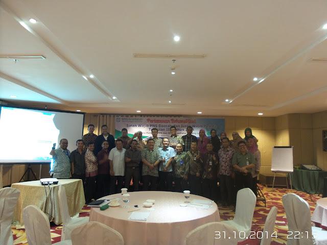Rekonsiliasi Triwulan III Tahun 2014 BPJS