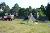 Parodoms pasibaigus - vakaronė Valiūkiškių kaime.