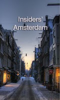Screenshot of Insiders' Amsterdam - free