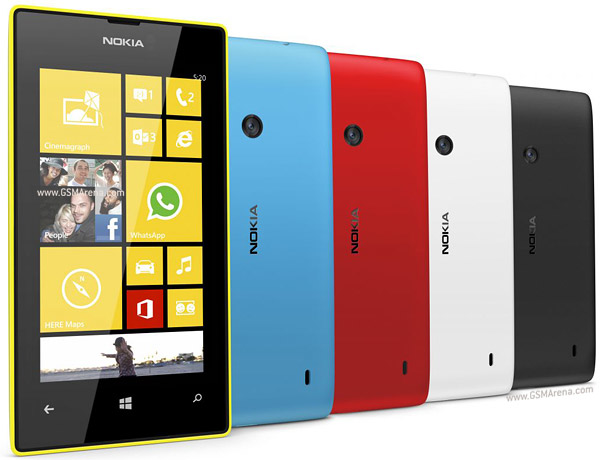 Nokia Lumia Windows Phones