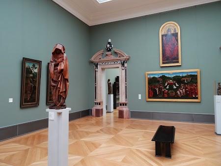 Muzeu Berlin: Arta medievala