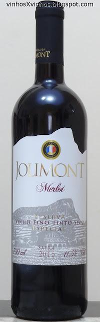 Jolimont Merlot