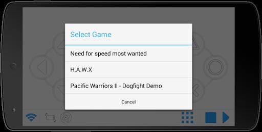 Mobile Gamepad 1.3.0 screenshots 2
