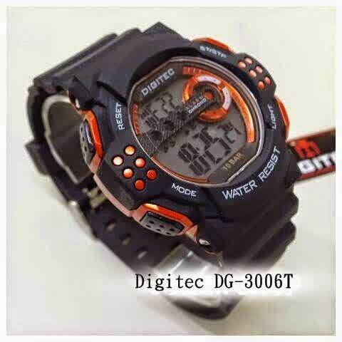 Jual jam tangan  Digitec DG3006T