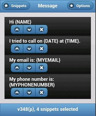 TextByNumbers- screenshot