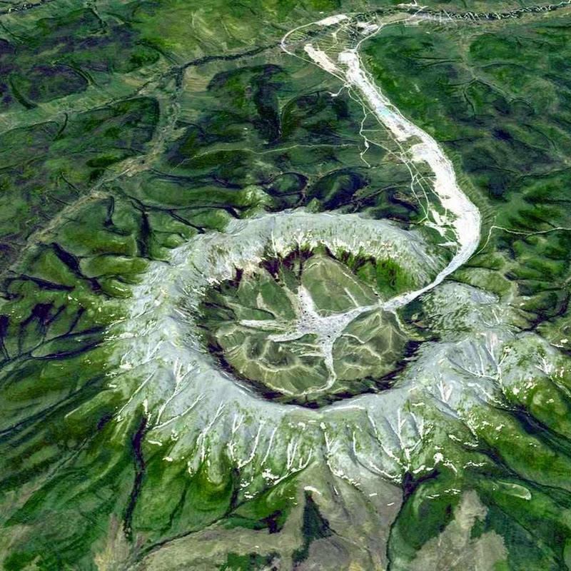 Kondyor Massif of Eastern Siberia