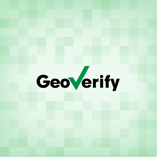 GeoVerify LOGO-APP點子