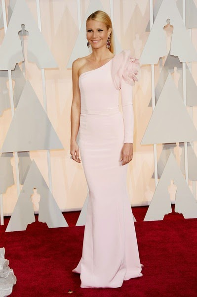 Gwyneth Paltrow attends the 87th Annual Academy Awards