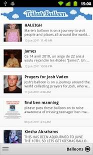 Tribute Balloon- screenshot thumbnail