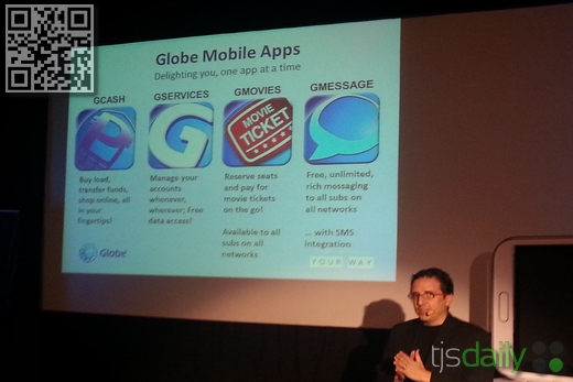 globe app suite launch with peter bithos