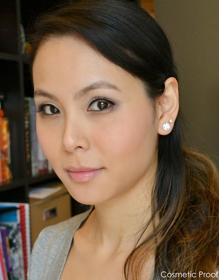 Essence How Make Nude Eyes Makeup Box Makeup Look (2)