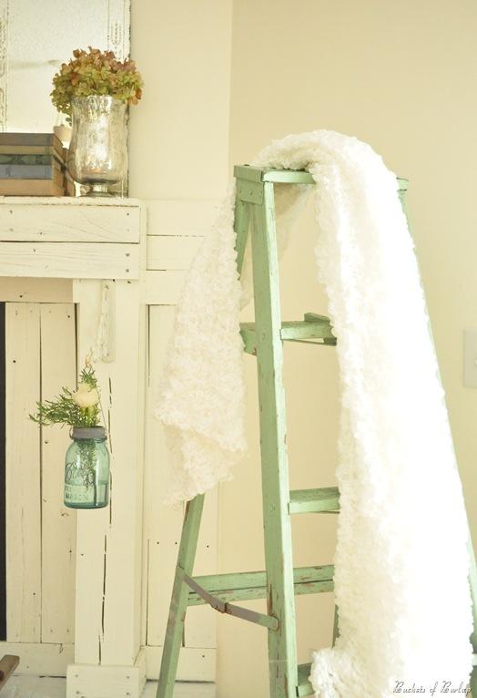 dining room ladder