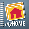 MyHOME Scr.APP.book icon