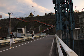 池田高校野球部のトレーニング風景