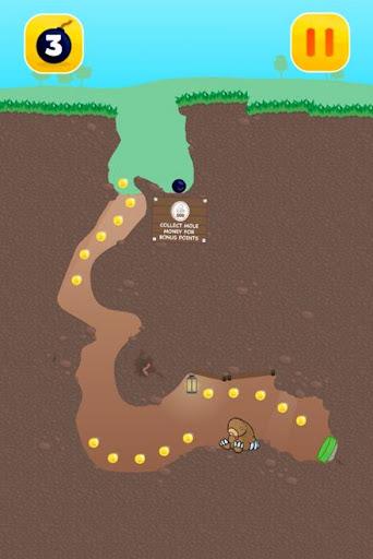 Mole Warfare FREE FREE screenshots 3