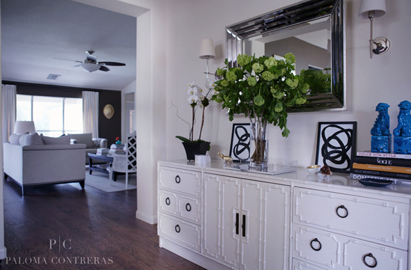 Paloma Contreras Design | Entryway | Foyer