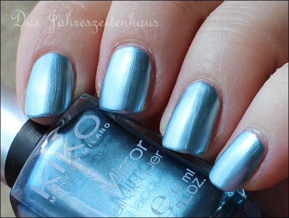 KIKO Mirror 624 Sky Blue