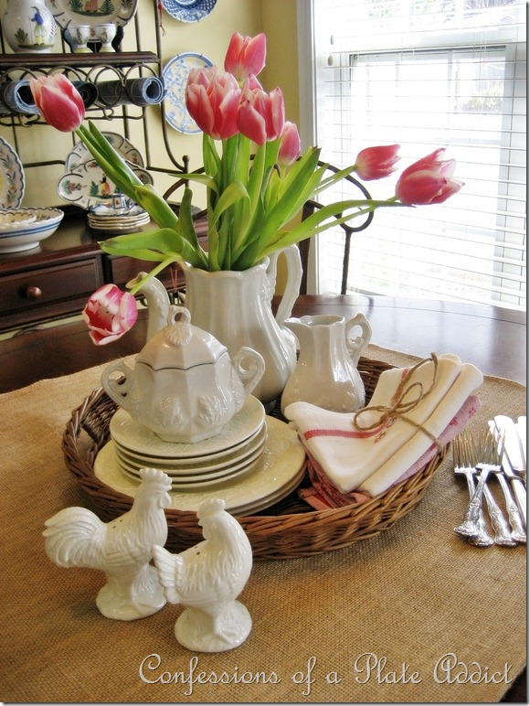 CONFESSIONS OF A PLATE ADDICT Ironstone and Tulips3