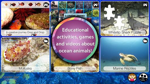 Ocean Animal Learning