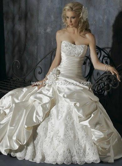 cef9f04158d0e فساتين زفاف جميلة لارقى صبايا 2015 ، فساتين زفاف رقيقة