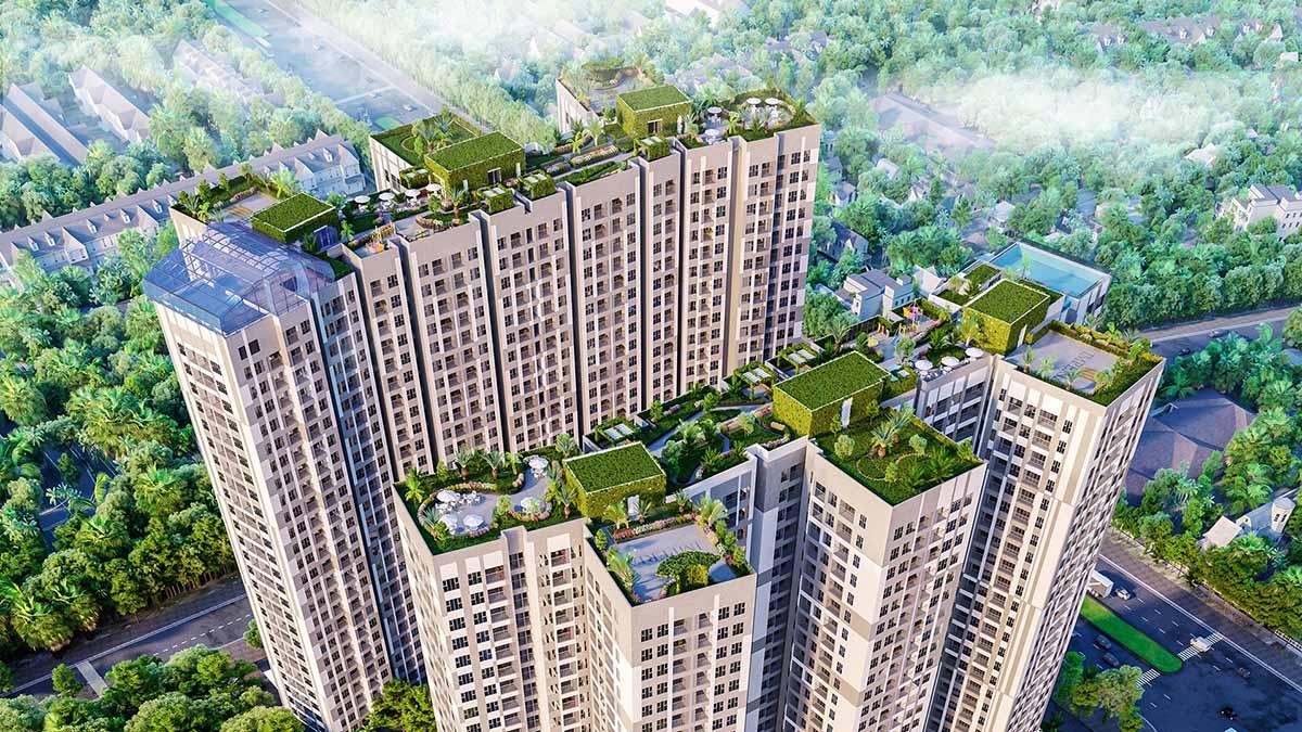 Chung cư 423 Minh Khai