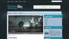 Darknessblog blogger template 225x128