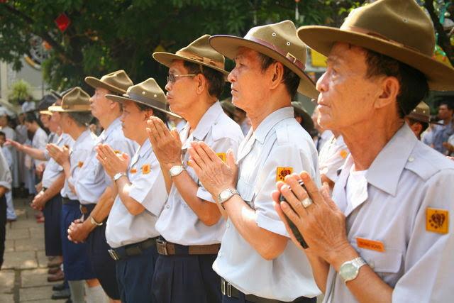 IMG 1893 Đại lễ Phật đản PL 2557 tại Tu viện Quảng Hương Già Lam