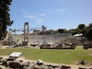 Théâtre antique d'Arles