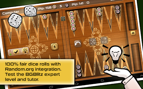 Backgammon Gold FREE - screenshot thumbnail