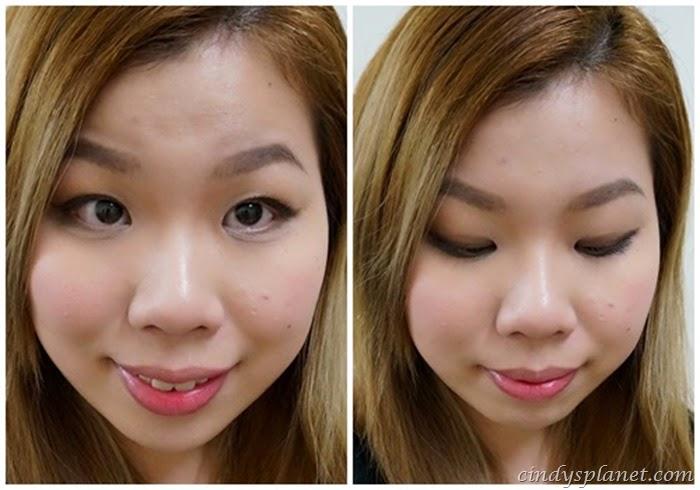 miss hana gel eyeliner review 1