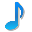 bTunes Music Player 1.6 logo