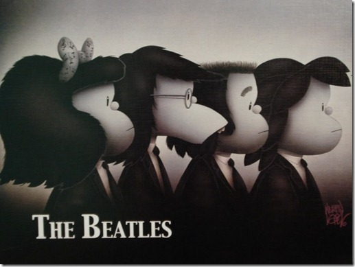 Mafalda-Beatles