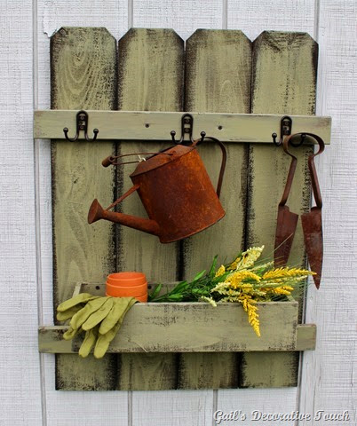 Gail S Decorative Touch Picket Fence Organizers