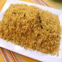 25 طبق أرز icon