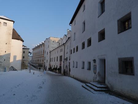 Obiective turistice Salzburg: castelul Hohensalzburg
