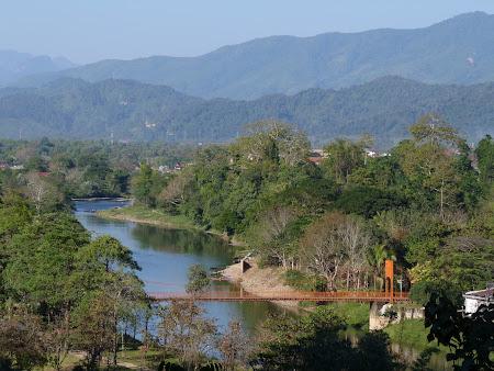 Imagini Laos rural