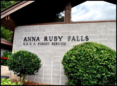 25 - Anna Ruby Falls - Info and Gift Center