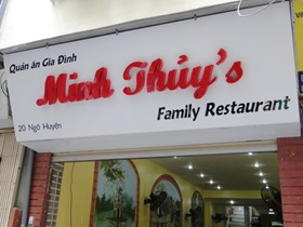 Restaurante Minh Thuy's