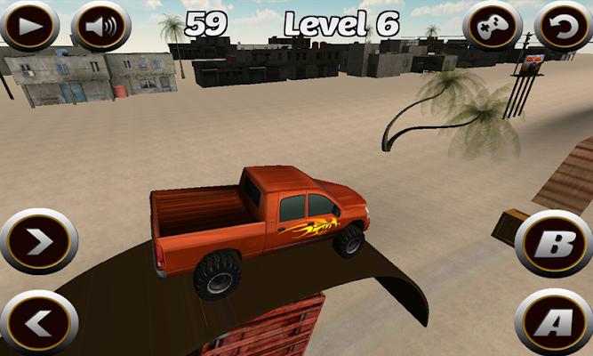 Desert Car Driving Simulator - screenshot
