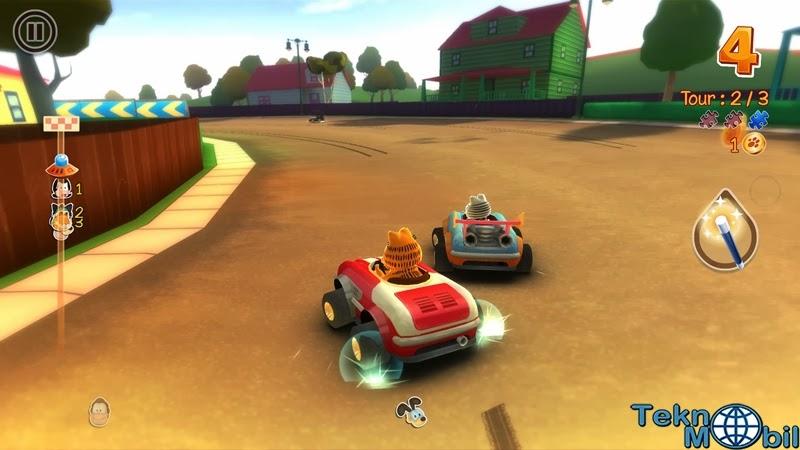 Garfield Kart Full