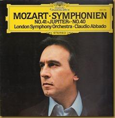 Mozart 40 41 Abbado LSO